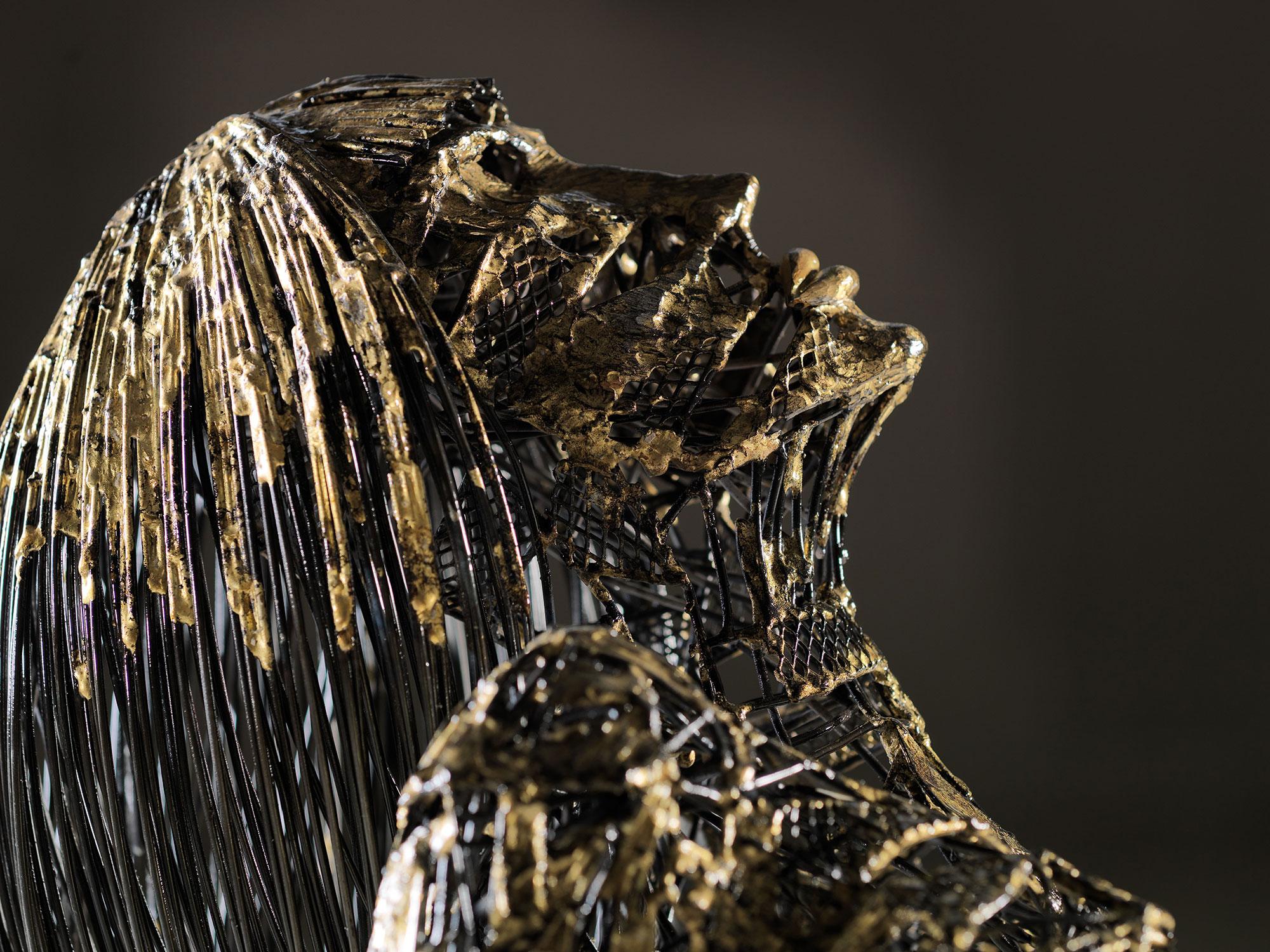 Isaia Zilli - Mermaid Head