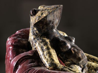 Isaia Zilli - Frog Head